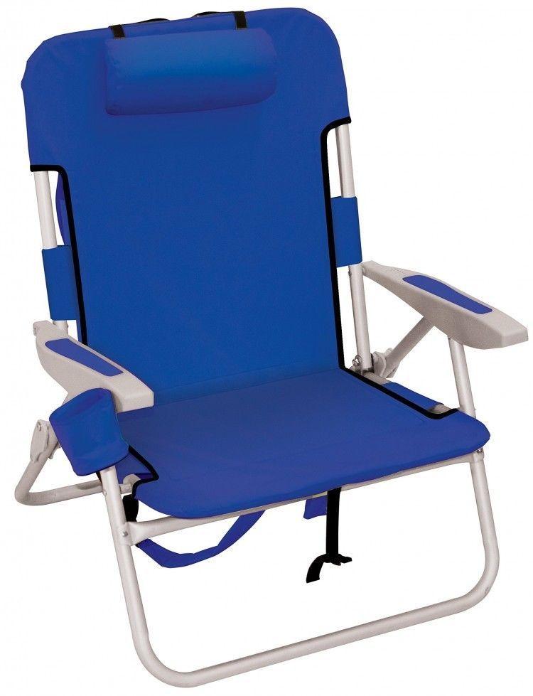 Portable Beach Chair Wicker Repair Backpack Aluminum Lightweight Reclining Cup Holder Pillow Beachchaircollection