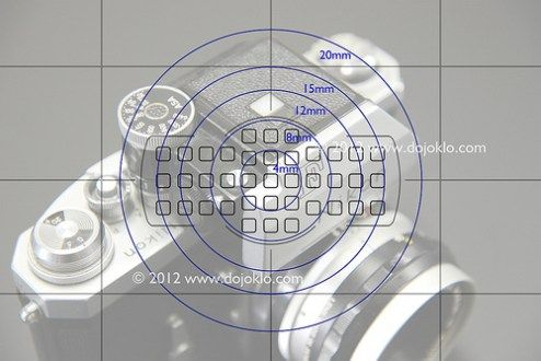 Nikon D600 viewfinder metering mode center weighted spot autofocus system af learn use book manual guide grid