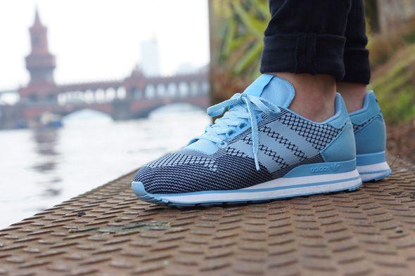 c6fffc804 Adidas v poslední době velmi tlačí do série běžeckých bot Adidas ZX 500  Weave a posílá