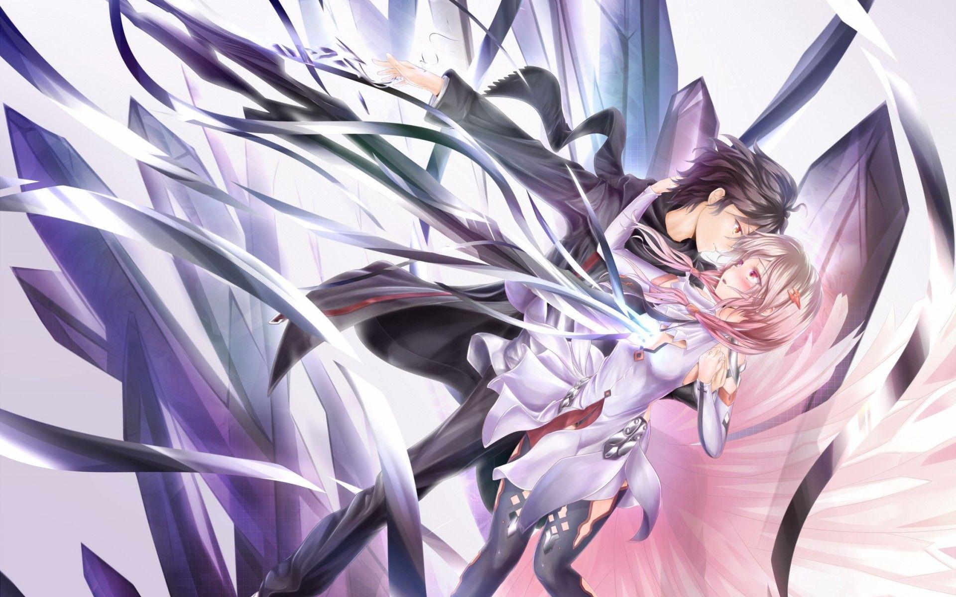 Ghim của Đoàn Phương trên Guilty Crown Anime