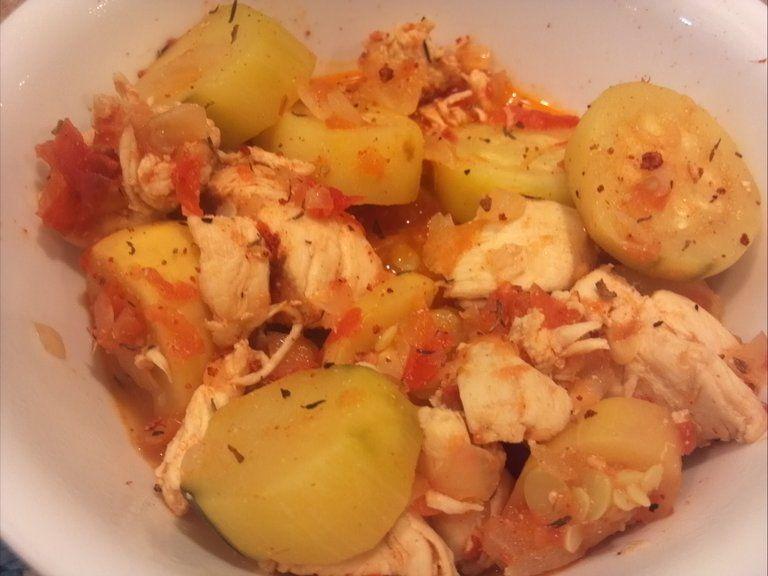 Chicken Squash Stirfry   Grace2882