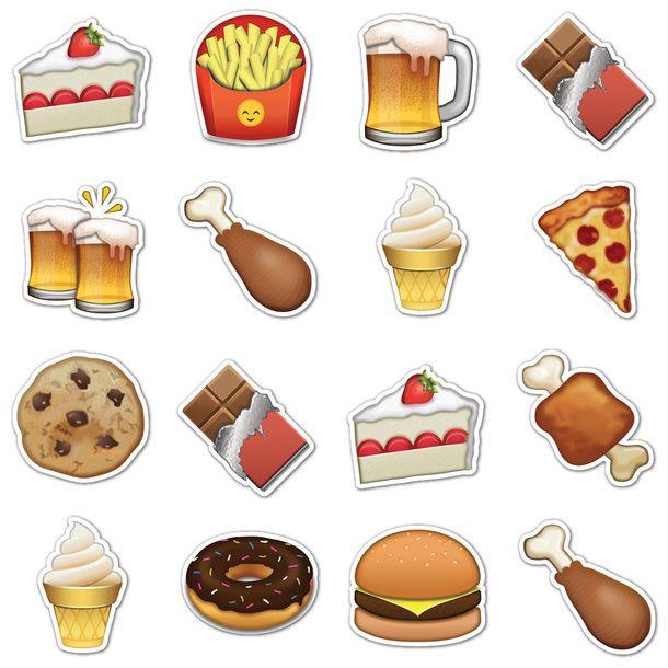 Pin By Noratikahyunos On Emoji Junk Food Emoji Emoji Food