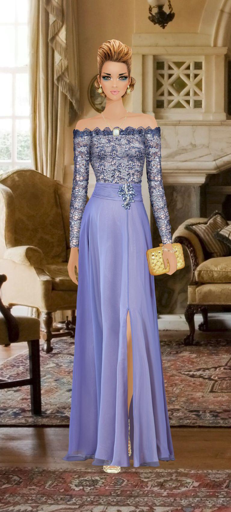 Fashion Game | Fashion game 4 | Pinterest | Croquis, Vestidos de ...