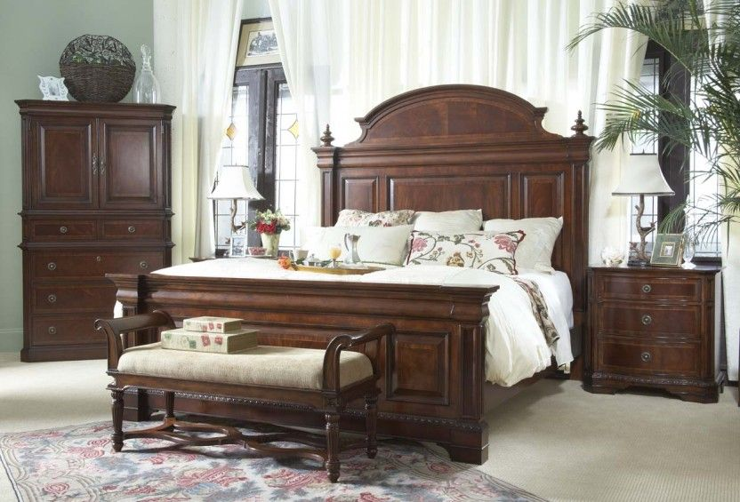 Genial Queen Mansion Bed At Turner Fine Furniture Store Turneru0027s Furniture  Thomasville, ...