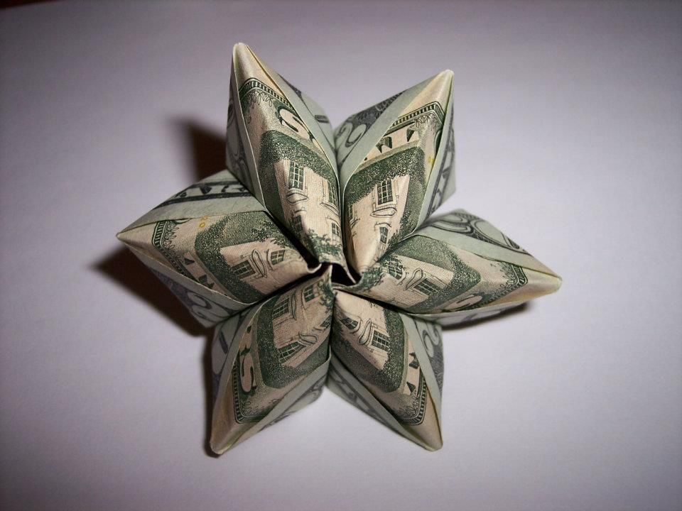 very cool money origami creativity of the craftiest kind