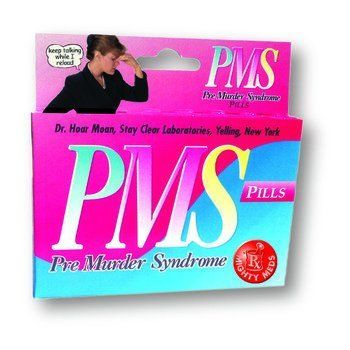Mighty Meds - PMS Novelty Item
