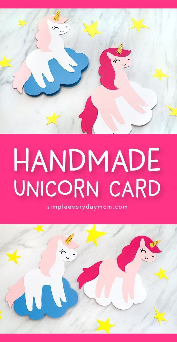 unicorn craft for kids  learn how to make this simple and