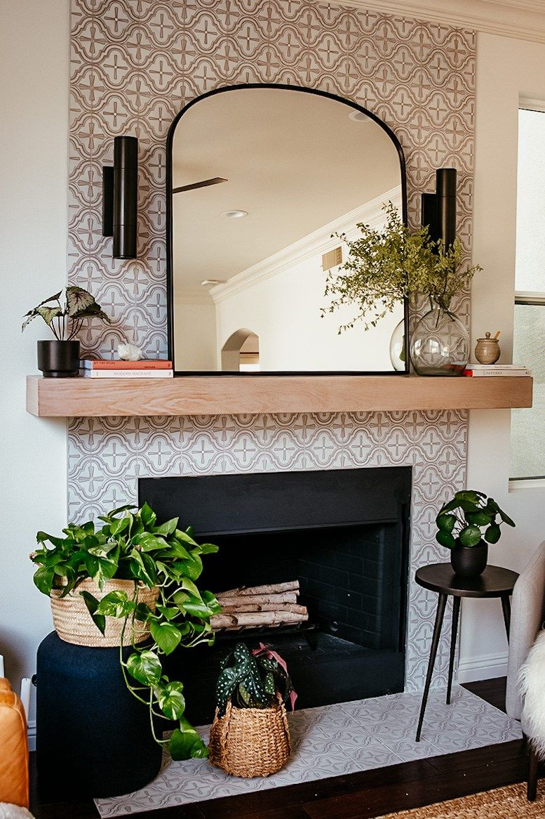 Photo of DIY Fireplace – Anita Yokota