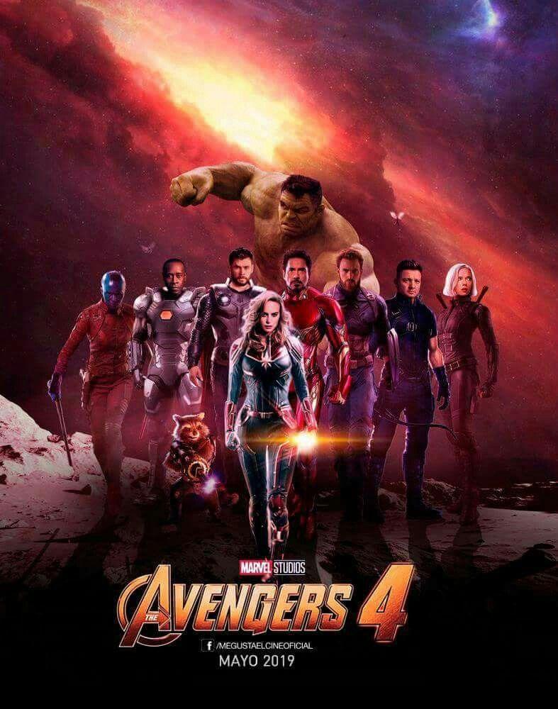 Poster A2 Vengadores Avengers Infinity War Hulk Iron Man Thor Strange Thanos 11