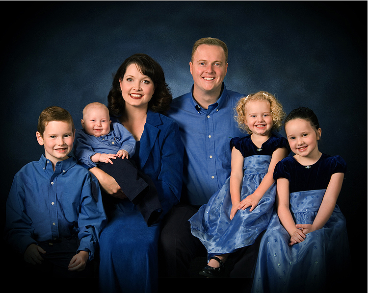 Family Portrait Ideas Studio