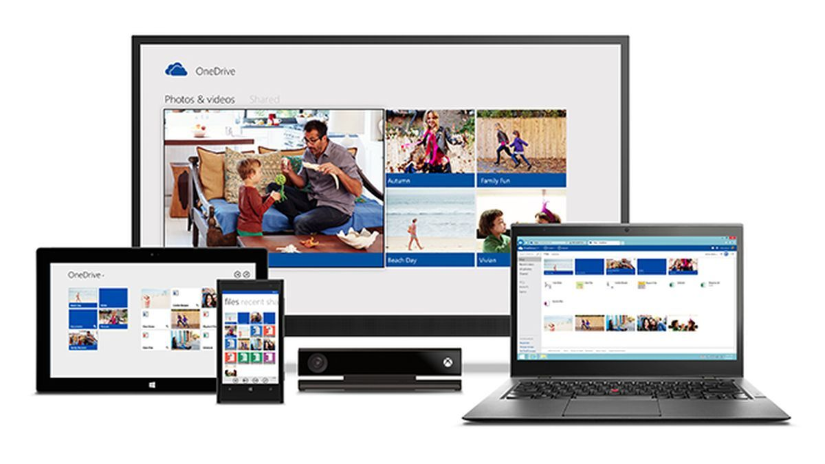 OneDrive for Windows 10 is now touchfriendly thanks to