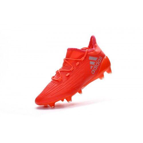 quality design 5f164 cf00e Mejor Adidas X 16.1 FG TPU Naranja Botas De Futbol