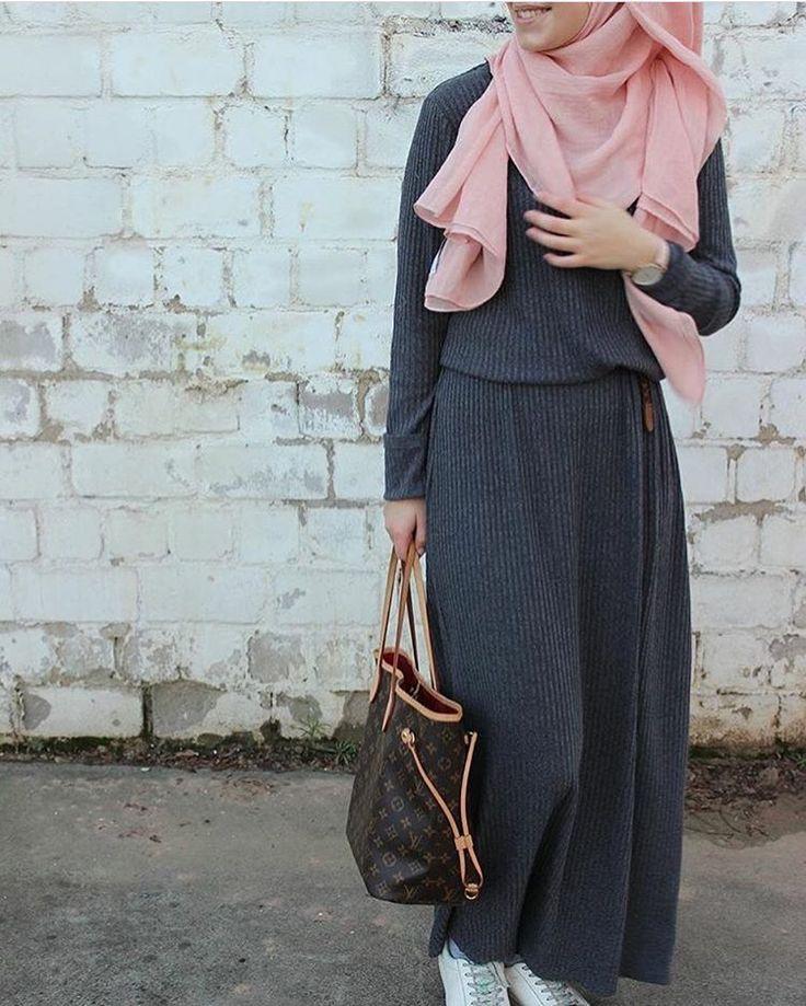 Hijab Dresses Pinterest