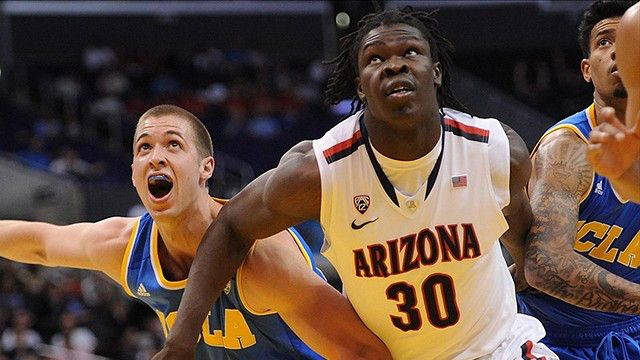 Pac 12 Basketball - A New Season, A New Champion?