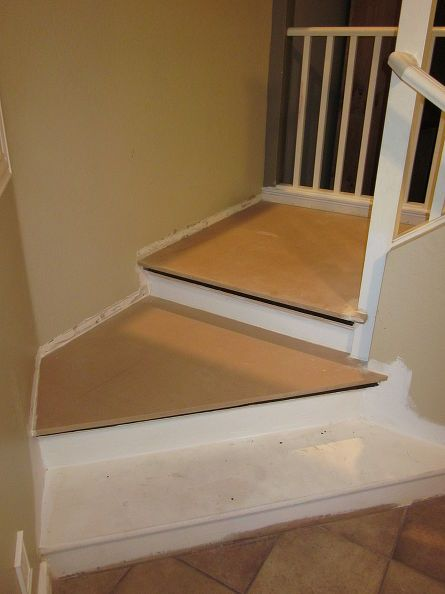 Best Removing Carpet From Stairs And Painting Them Removing 400 x 300
