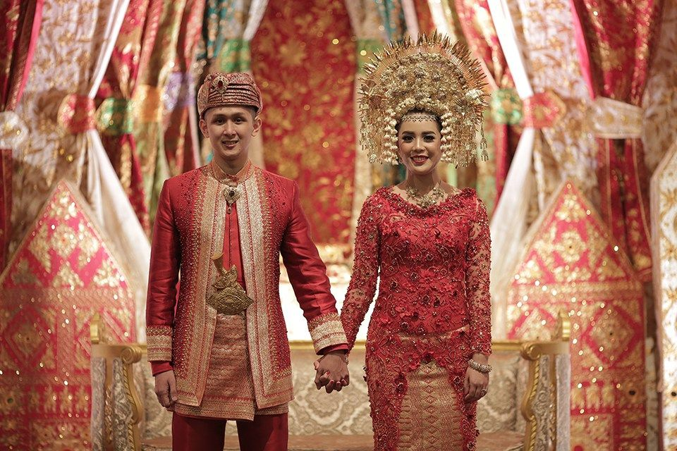 Pernikahan Minang dengan Warna Cerah ala Wanda dan Landi - RPWN_3810