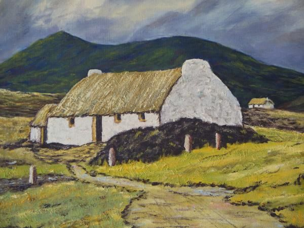 Google Image Result For Fineartamerica Images Medium Irish CottageWatercolour PaintingWatercolorsSmall