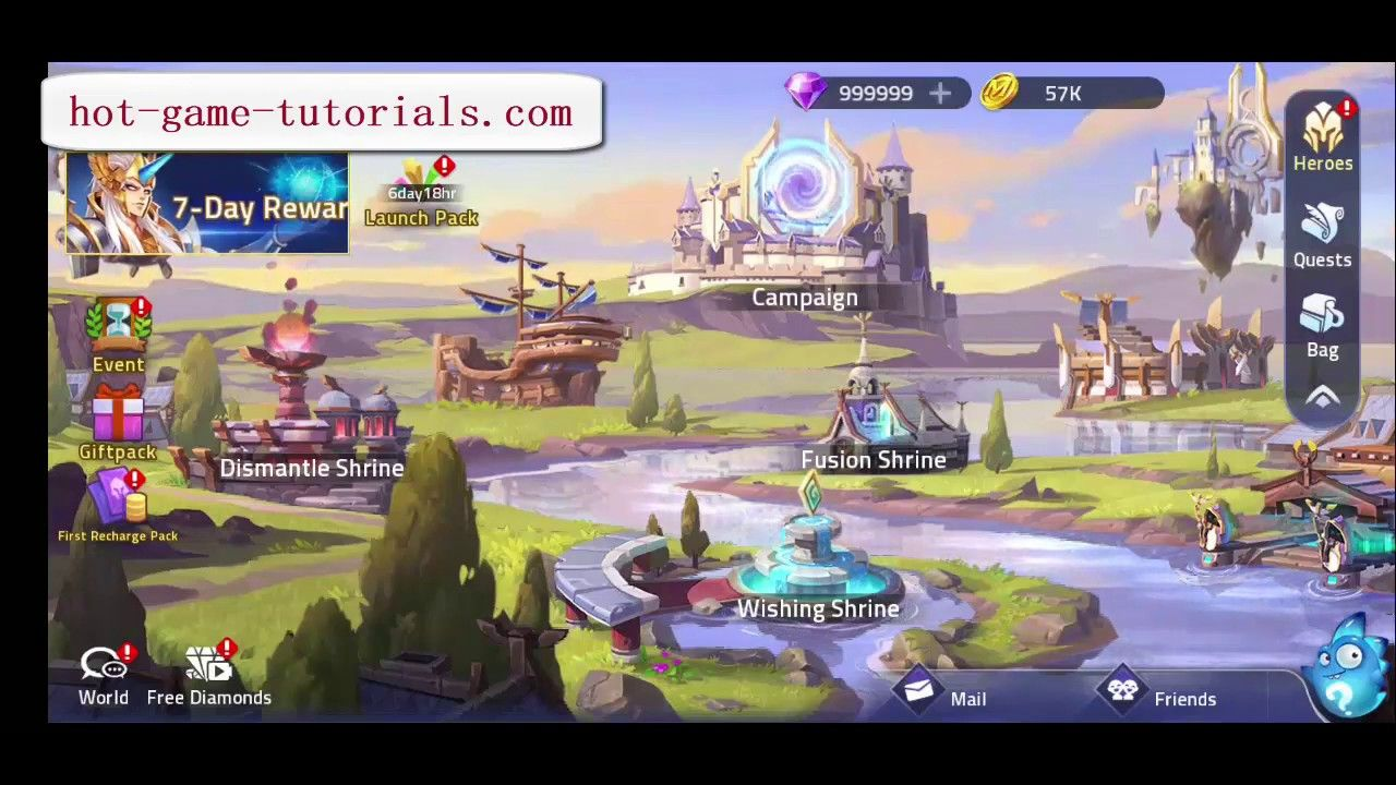 67 Galeri Foto Mobile Legends Adventure Diamond Hack Paling