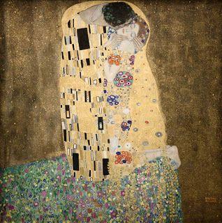 Der Kuss - Gustave Klimt