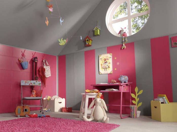 Beautiful Deco Chambre Enfant Fille Contemporary - Design Trends ...