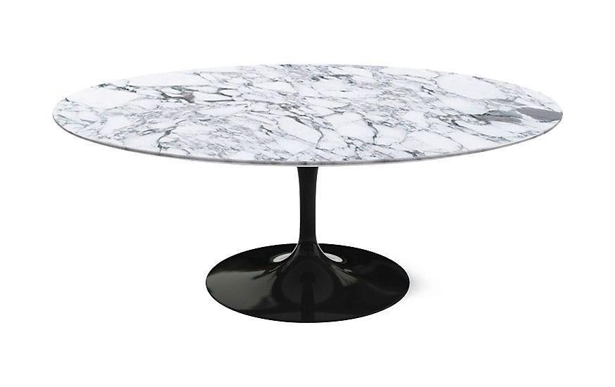 Saarinen Low Oval Coffee Table Oval Coffee Tables Coffee And Tables - Saarinen low oval coffee table