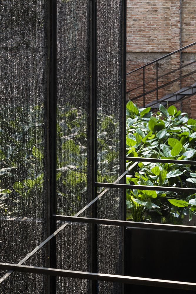 Gallery of Restaurant of Shade / NISHIZAWAARCHITEC