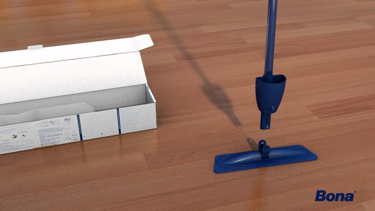 Bona Spray Mop Assemble Spray Mops Wood Floor Care Mops