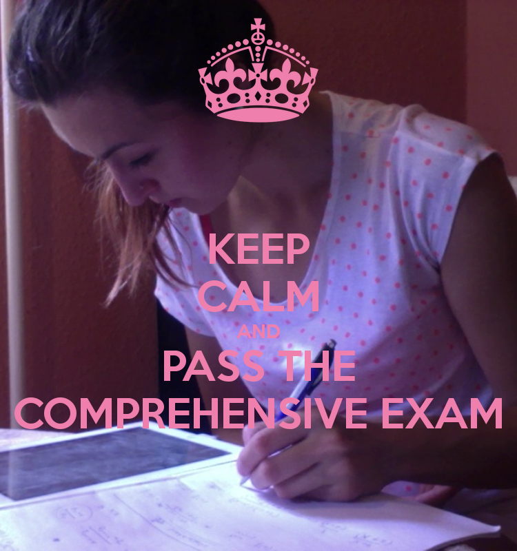 Comprehensive exam and dissertation services ltd