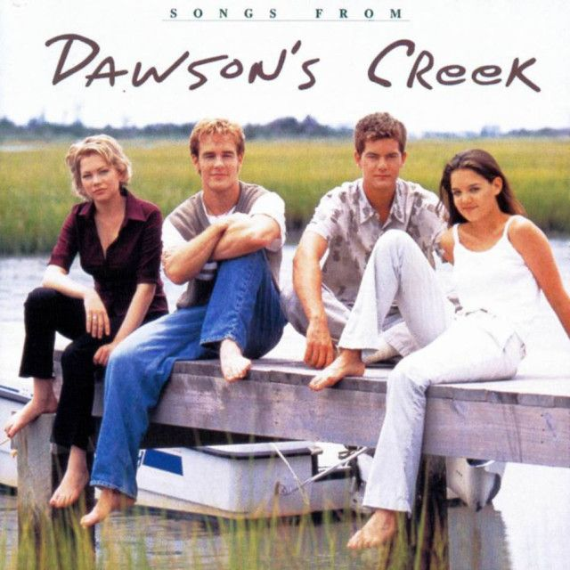 """Dawson's Creek"" - Paula Cole's single ""I Don't Wanna Wait"" became an instant classic in every home and recognized as the Dawson theme!"