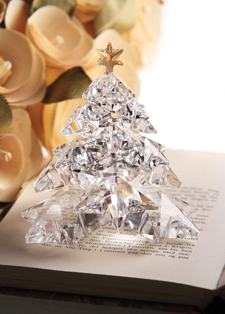 6508489667 Swarovski Shining Star Tree | Swarovski in 2019 | Swarovski crystal ...