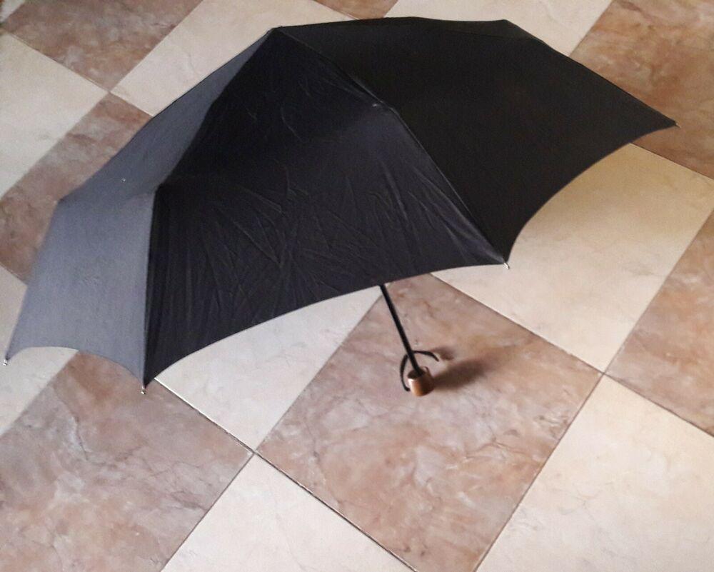 England Used Black Vintage Umbrella Handle Great Condition Size 21 Zest Everyday Vintage Umbrella Umbrella Golf Umbrella