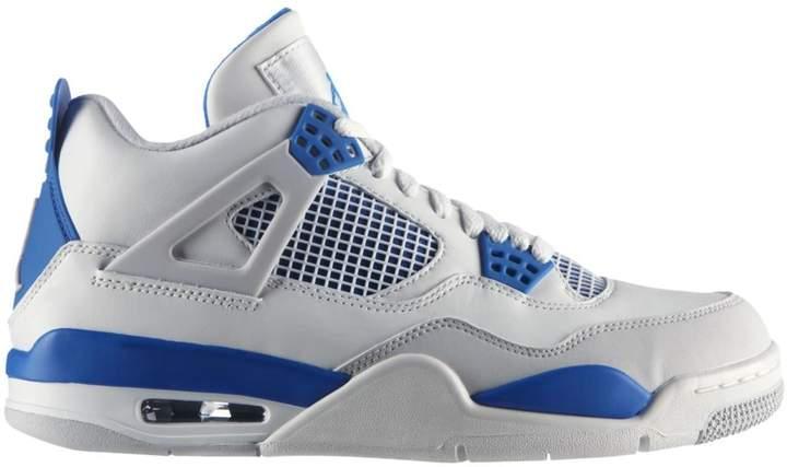 Jordan 4 Retro Military Blue (2012) in 2021 | Jordan 4, Jordans ...