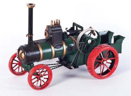 Steam Powered Tractor Http Www Blackcountrymetalworks Co Uk