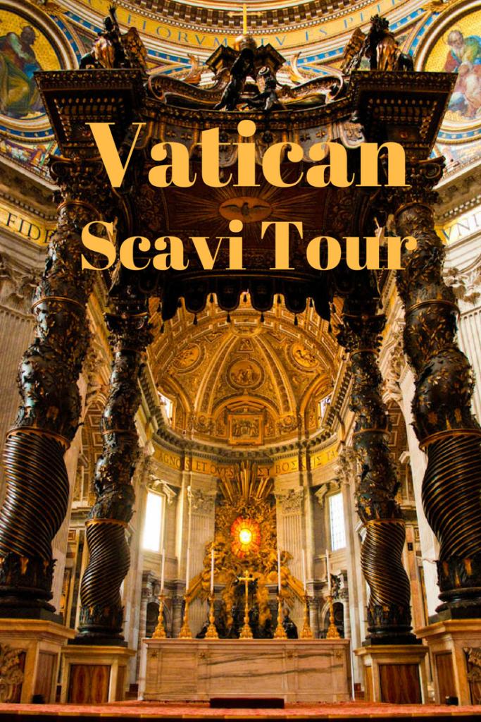 How To Book A Vatican Scavi Tour