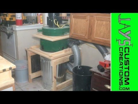 Harbor Freight 2hp Dust Collector With Wynn 35a Filter And