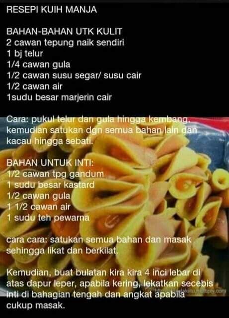 Kuih Manja Food Food Recipes Singapore Food