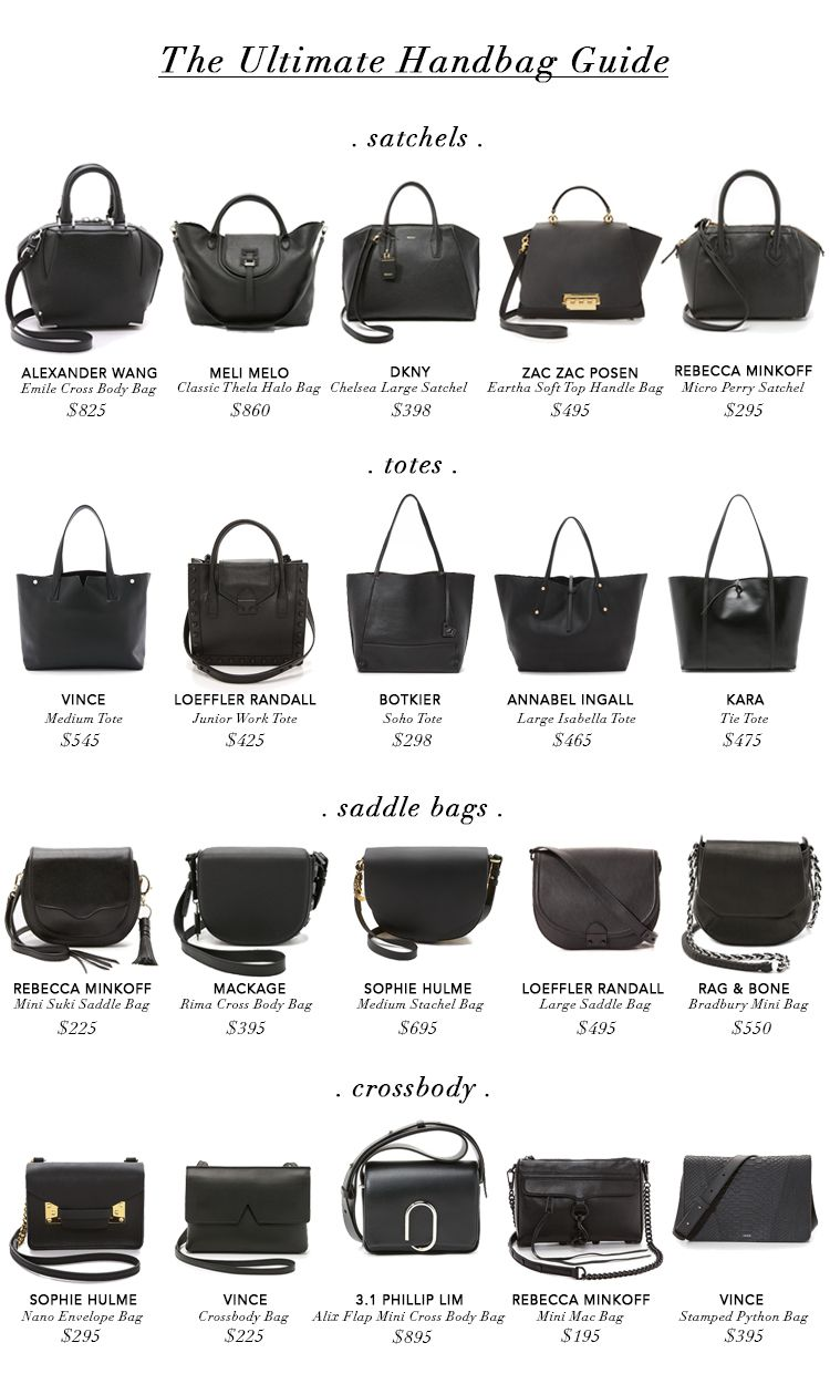 e5a516823a35 A classic black handbag is a wardrobe staple that you ll wear on a daily  basis  for work