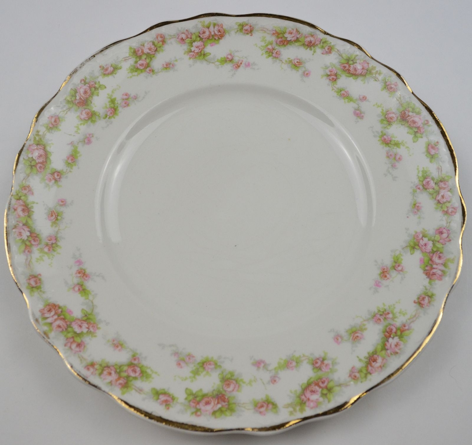 Antique China Patterns Value Details About Vintage Homer Laughlin China Hudson Pink Floral Pattern