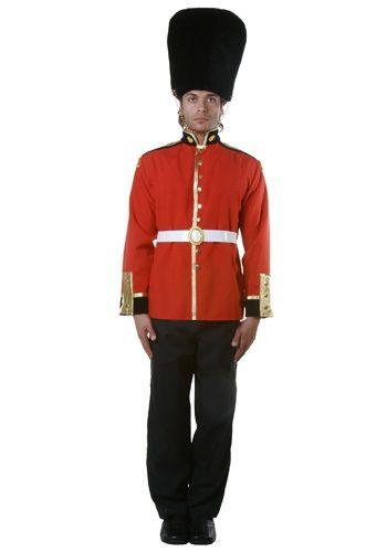 Royal Guard Uniform Costume Costumes and Royals - 2016 mens halloween costume ideas