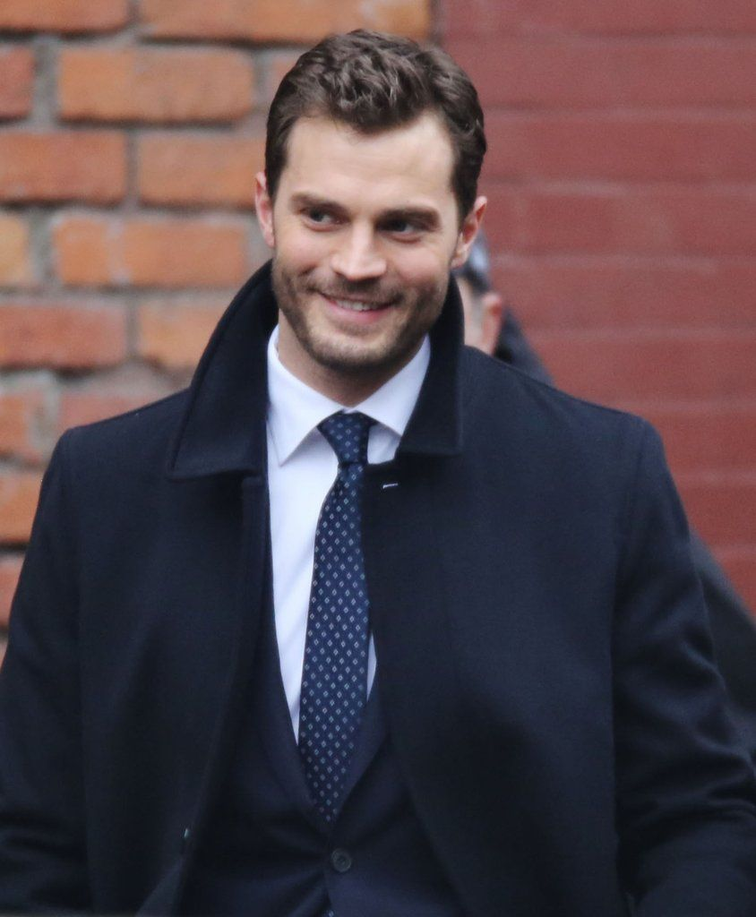 who is christian grey in 50 shades of grey