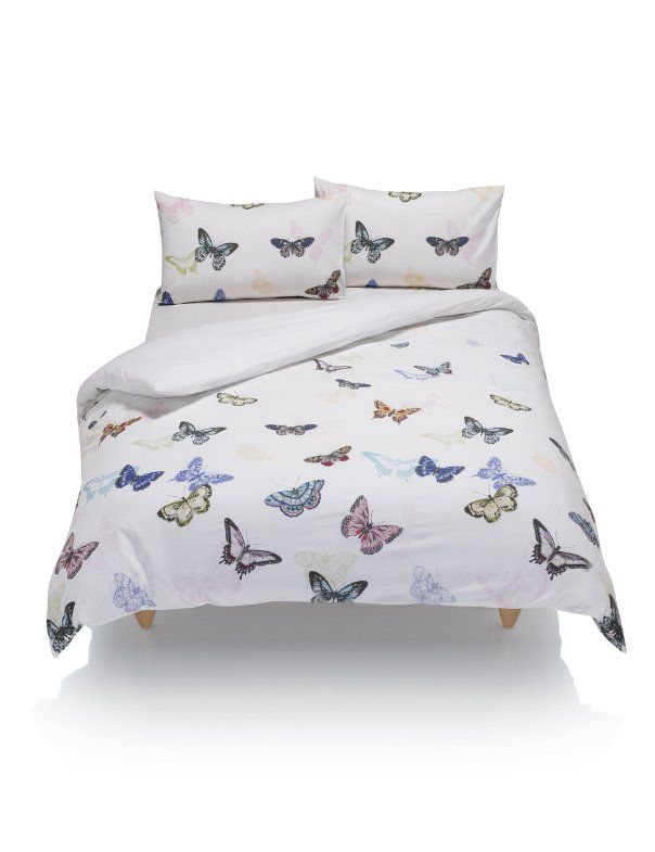 Bright Butterfly Bedding Set M S Butterfly Bedding Butterfly Bedding Set Bed