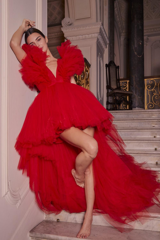 Photo of Giambattista Valli Sets His H&M Show Amid the Splendor of Rome'sPalazzo Doria Pamphilj