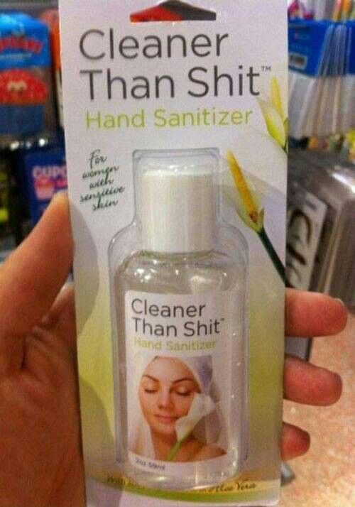 Finally Truth In Advertising Haha Funny Funny Pictures Hand