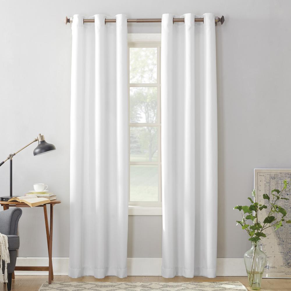 Modrn Glam Velvet Curtain Pair Set Of 2 Walmart Com In 2020