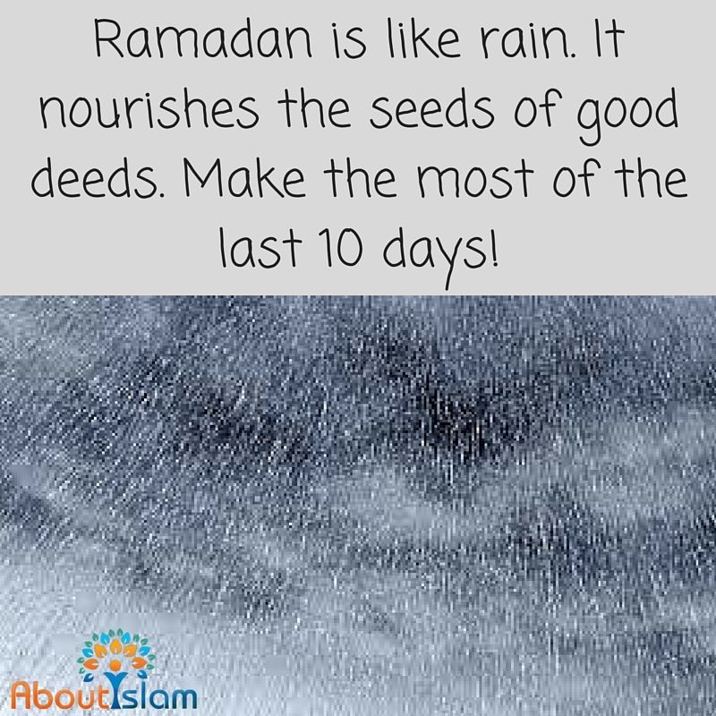 About Islam Ramadan Rain Quotes Blessed Quotes