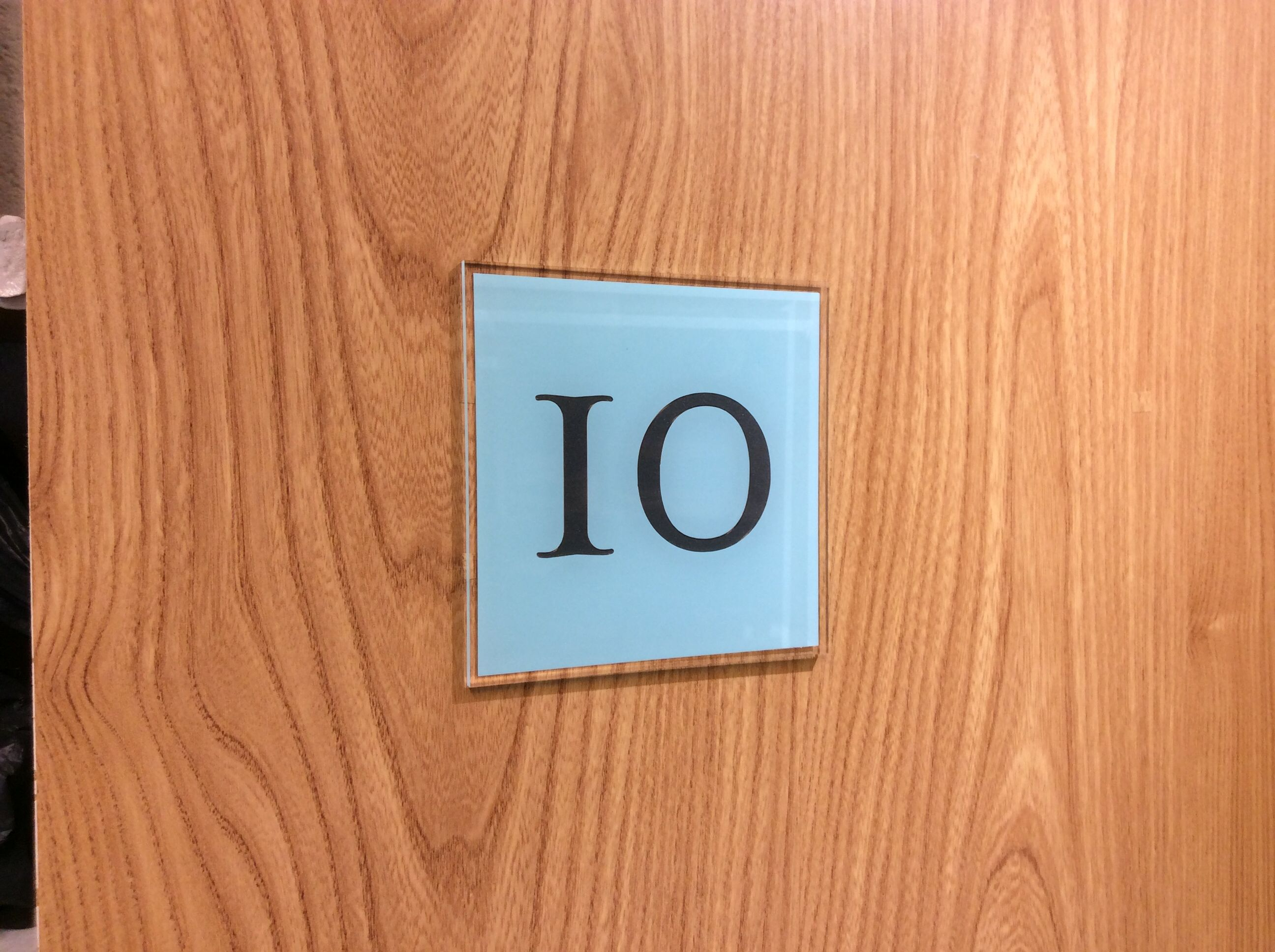 Number #10 door numbers for #hotel #apartment #flat #house ...
