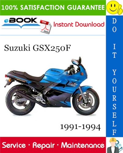 Service Motor Suzuki