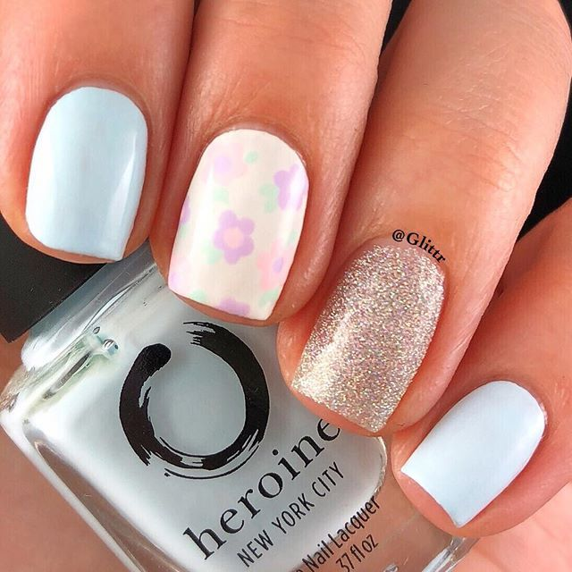 Instagram Analytics | Pinterest | Spring nails, Easter nail art and ...