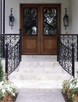 57 Ideas For House Entrance Staircase Front Doors House House