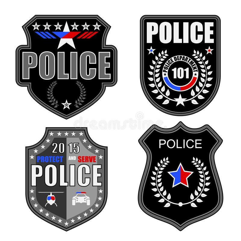 Police Logos Isolated On White Background Affiliate Logos Police Isolated Background White Ad In 2021 Police Tee Shirt Fashion Logos